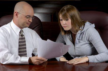 Договор с адвокатом